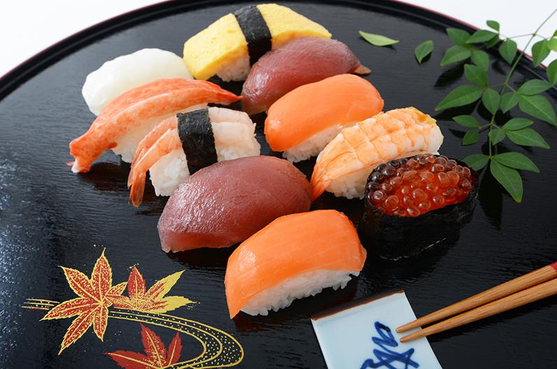米類(ご飯)・寿司・パン