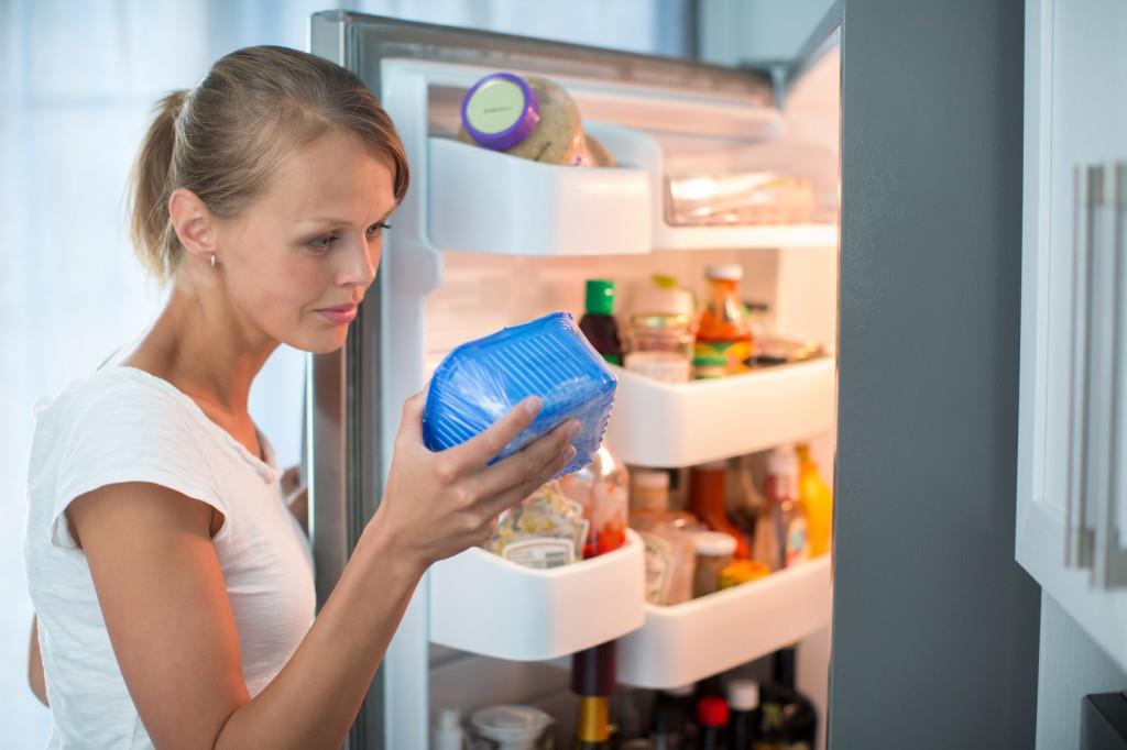 賞味期限切れの冷凍食品
