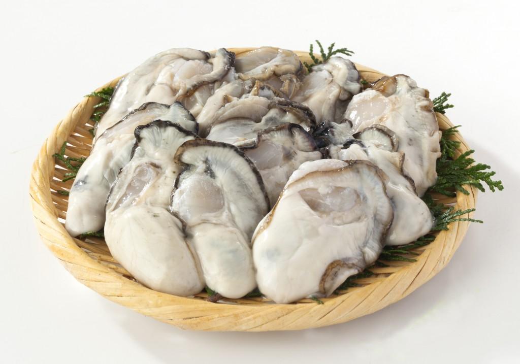 冷凍牡蠣の通販