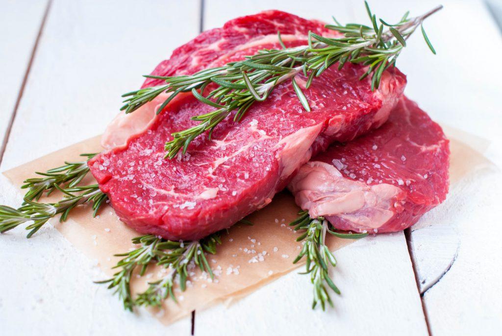 肉の冷凍と解凍方法