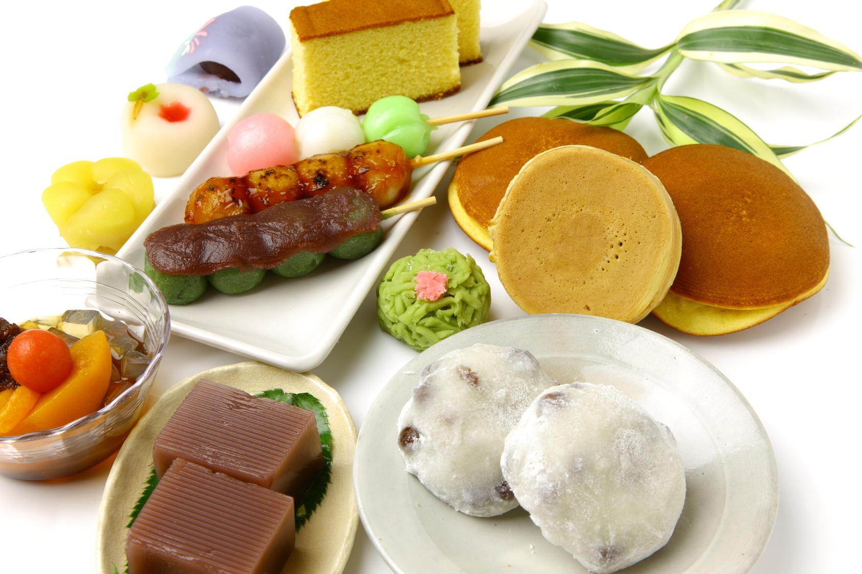 冷凍お菓子