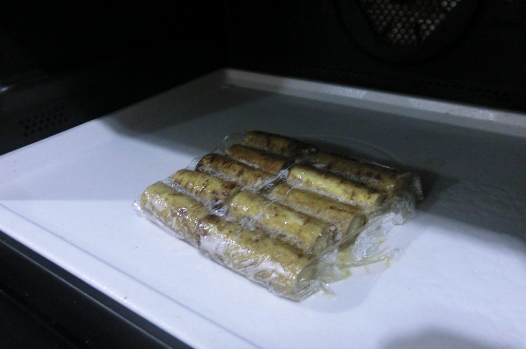 ごぼうの冷凍保存