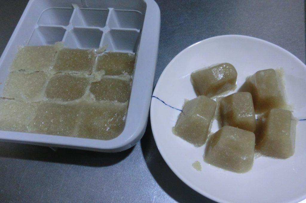 エノキを冷凍保存する