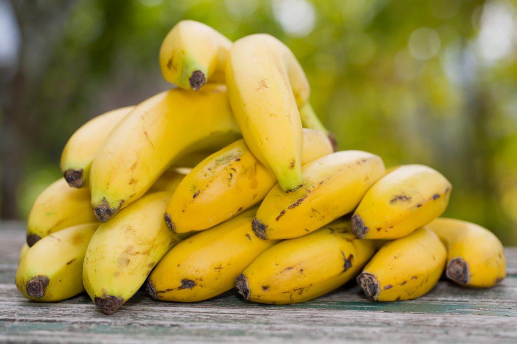 バナナの保存期間