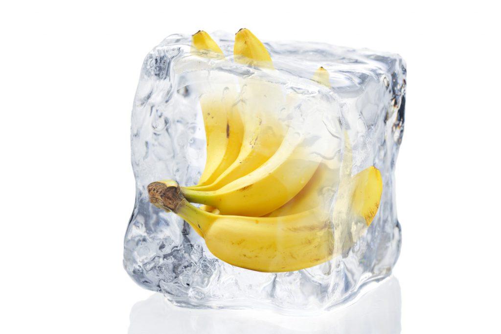 バナナを冷凍するメリット