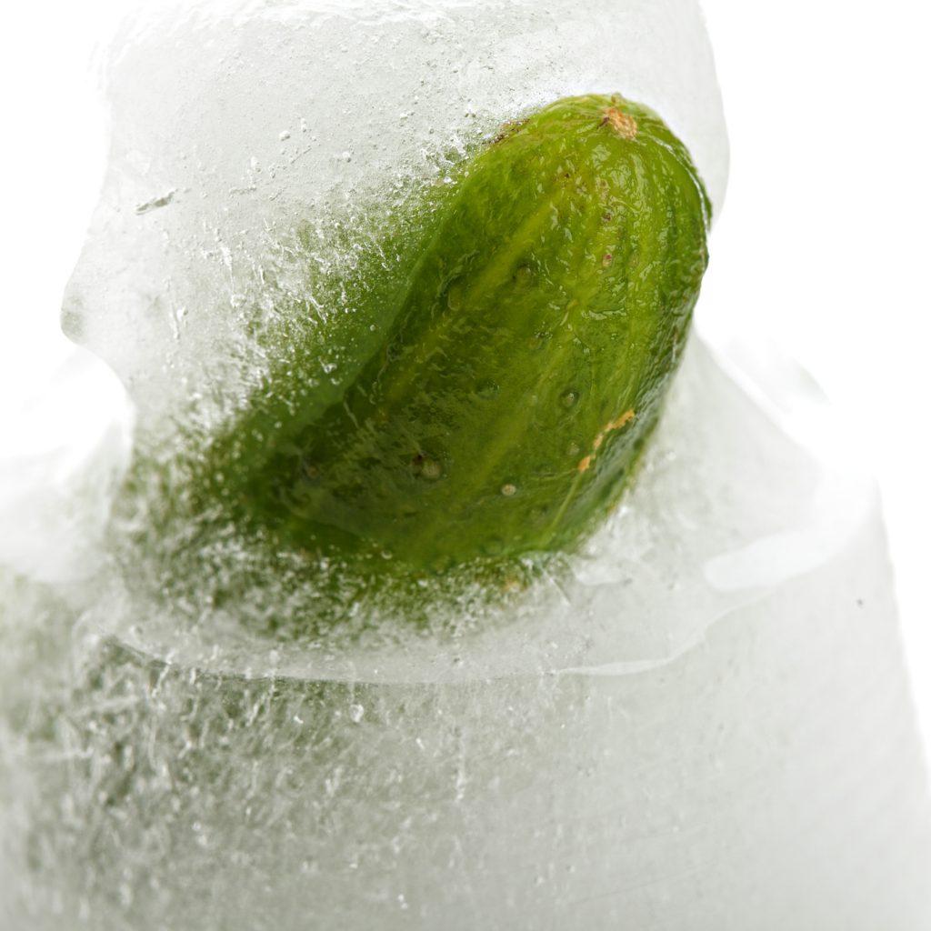 キュウリの解凍方法と期間