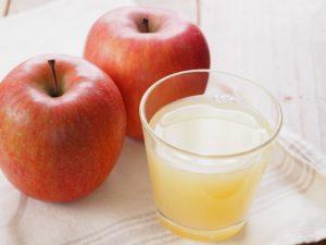 りんごの冷凍