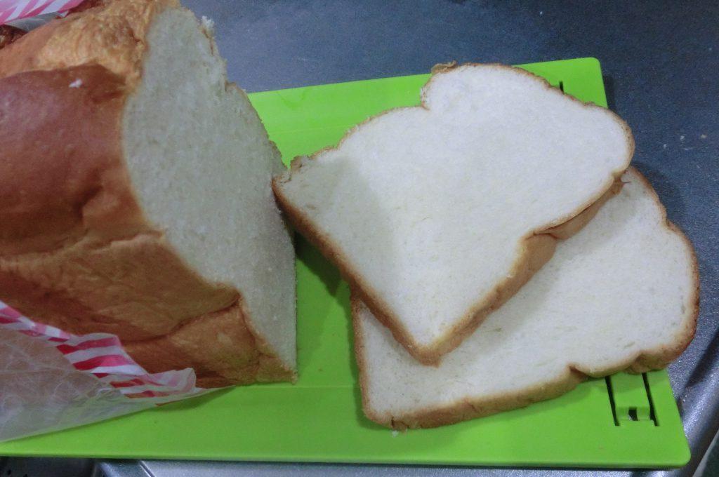 食パンの冷凍焼けを防ぐ