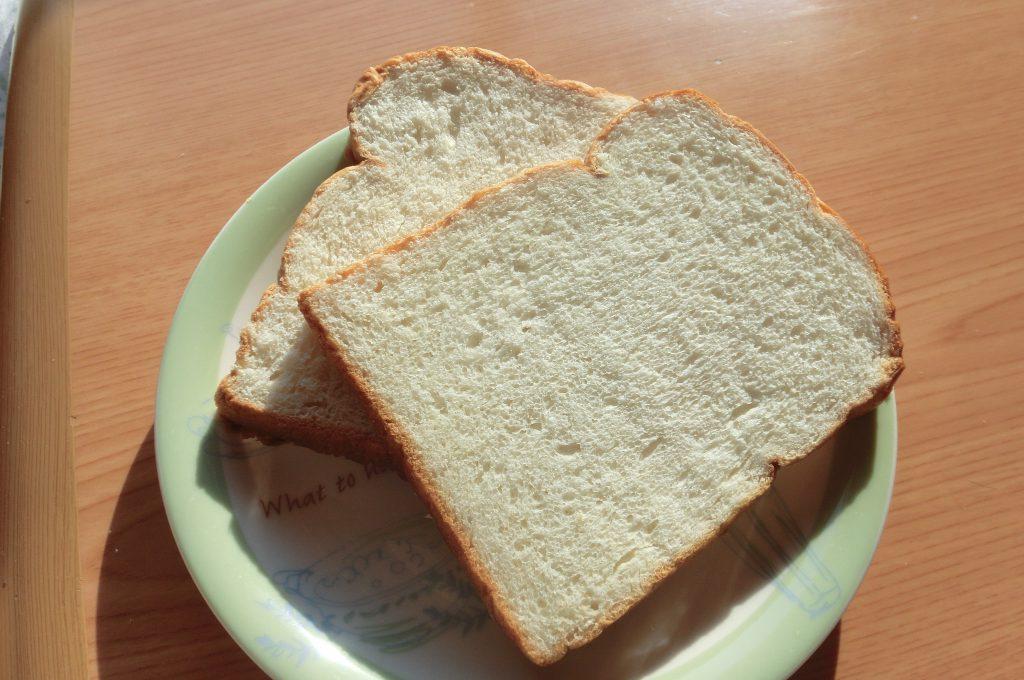 食パンの冷凍方法