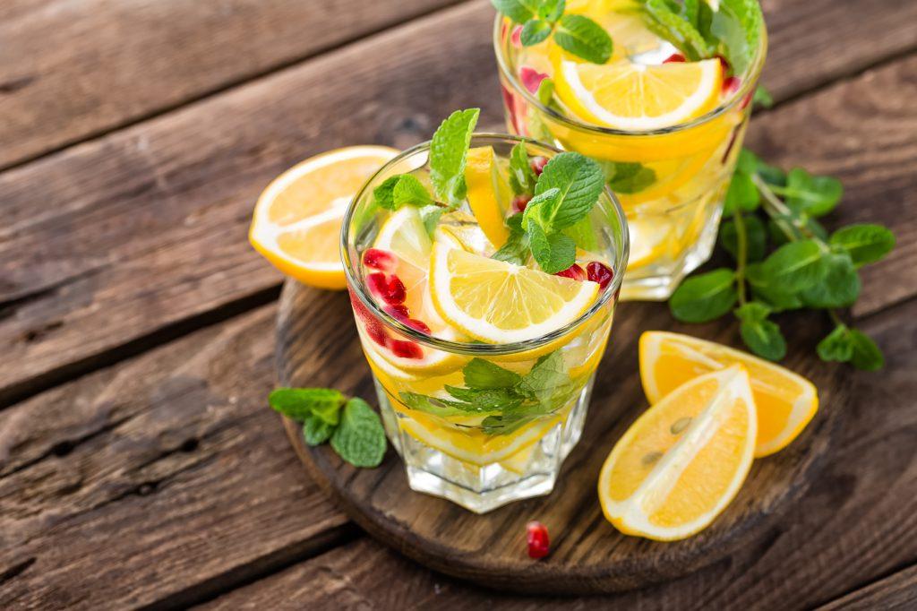 レモンの冷凍保存