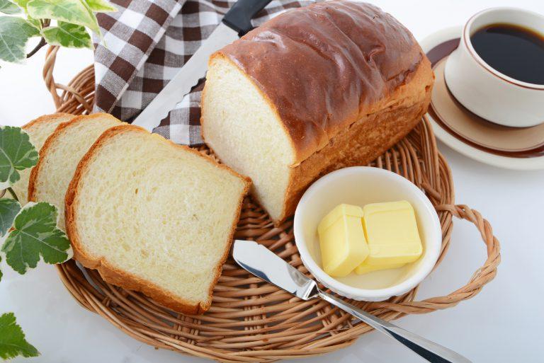 食パンの冷凍