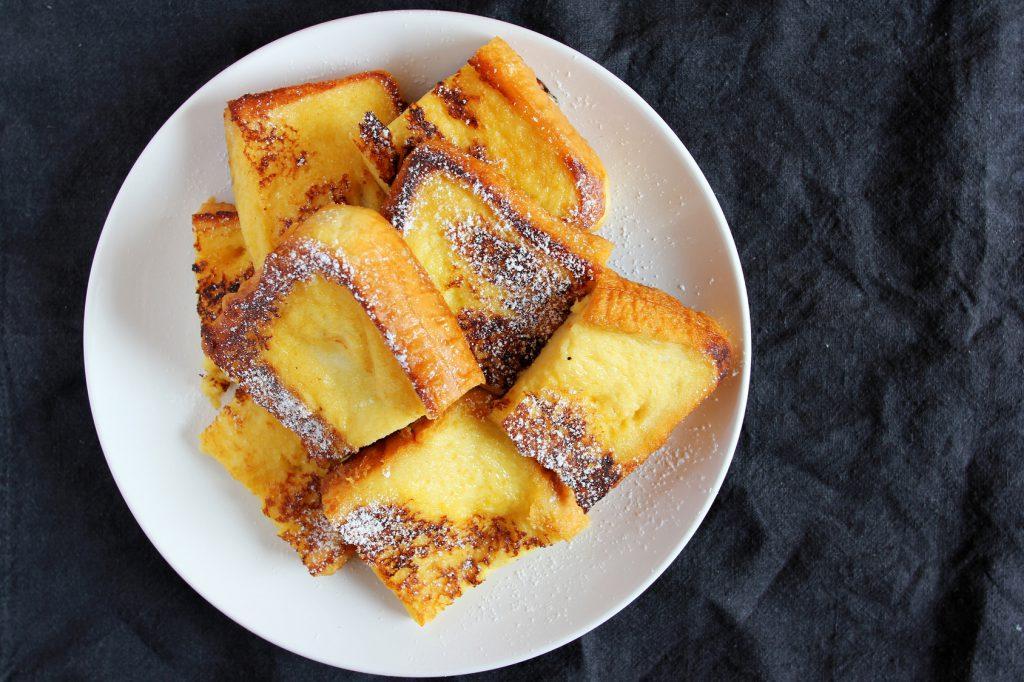 冷凍 食パン フレンチトースト