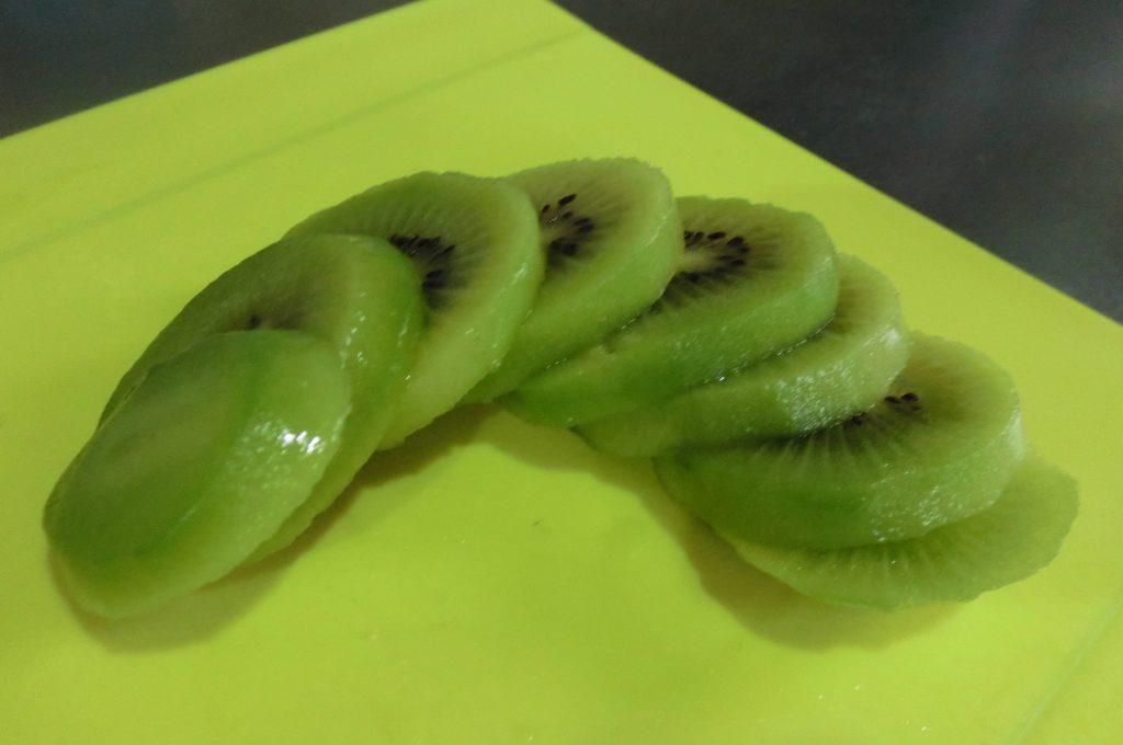 キウイの冷凍保存方法