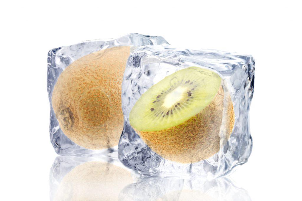 キウイの解凍方法と保存期間