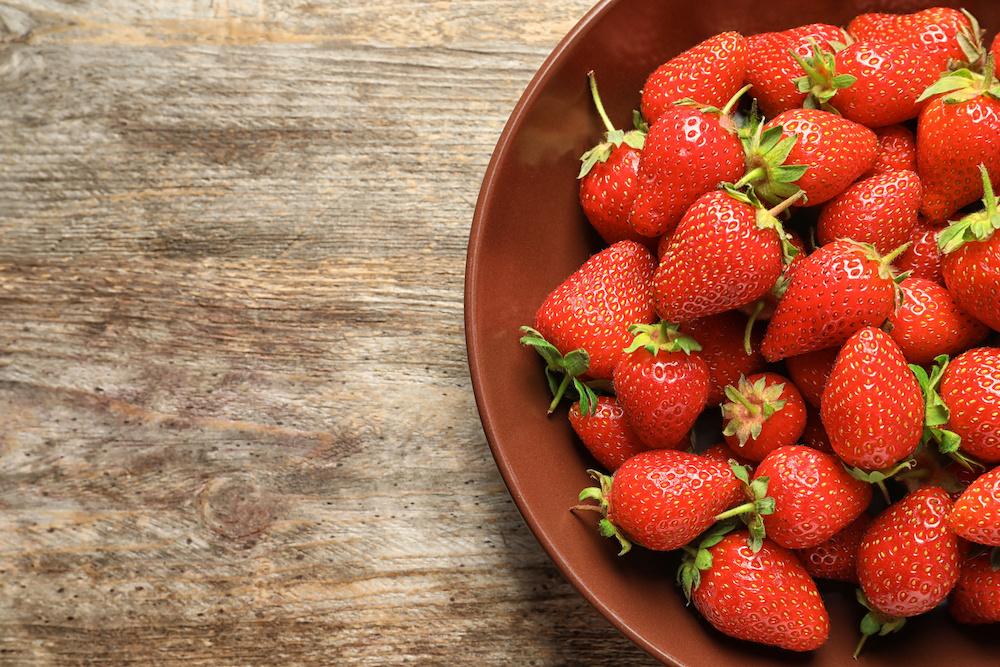 イチゴの栄養