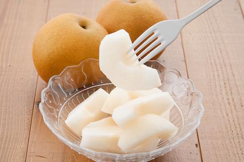 梨の健康効果