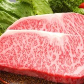 牛肉で瞬間凍結庫デモンストレーション