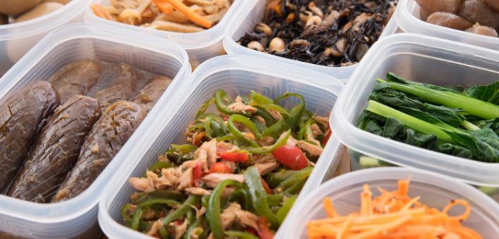 廃棄ロスの食材を急速冷凍で商品化