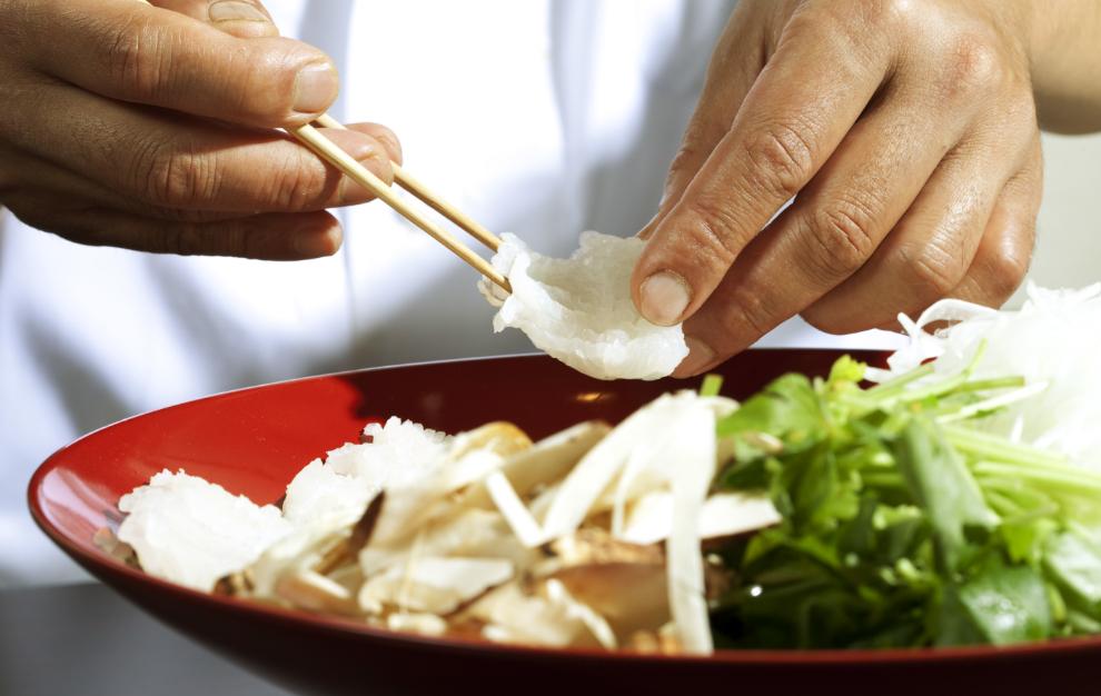 食品の品質を向上するための瞬間凍結庫導入のご提案