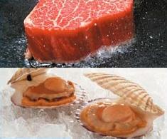 肉・ホタテ