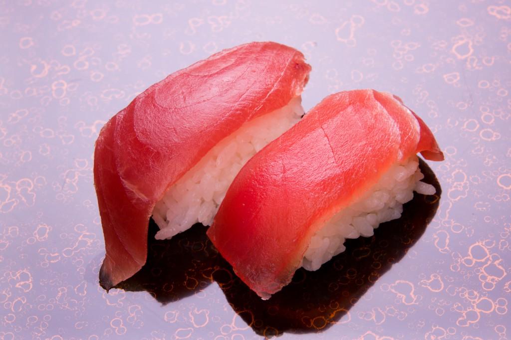 にぎり寿司 まぐろ