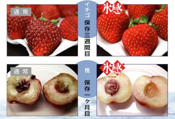 イチゴ・桃