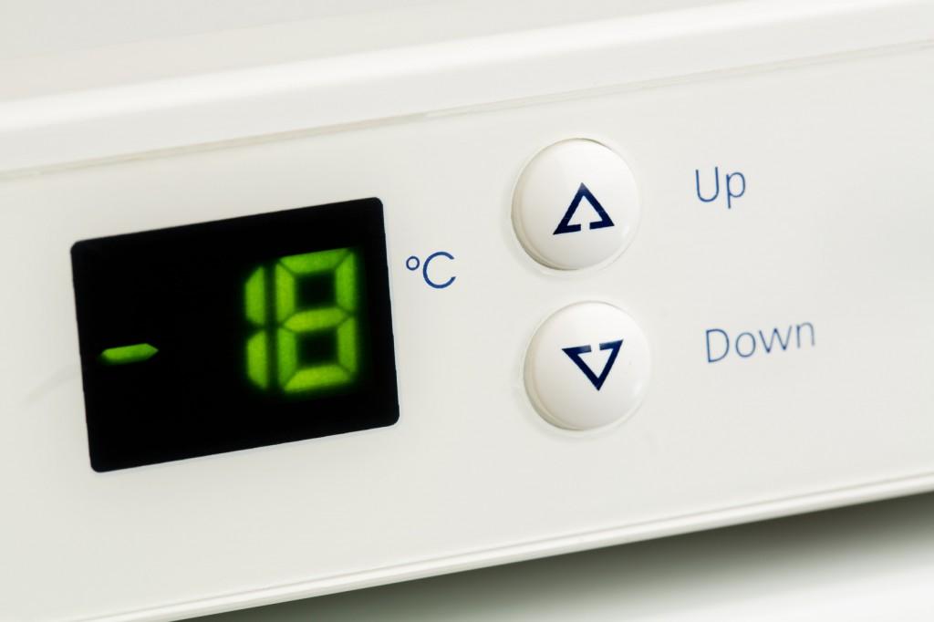 冷凍庫の温度基準