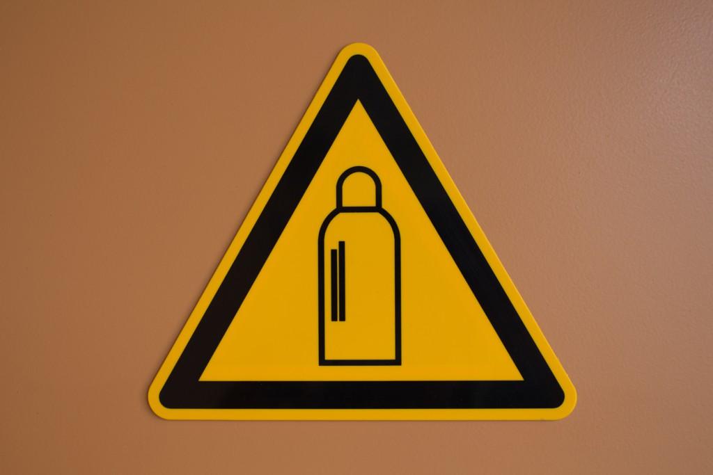 液体窒素の危険性