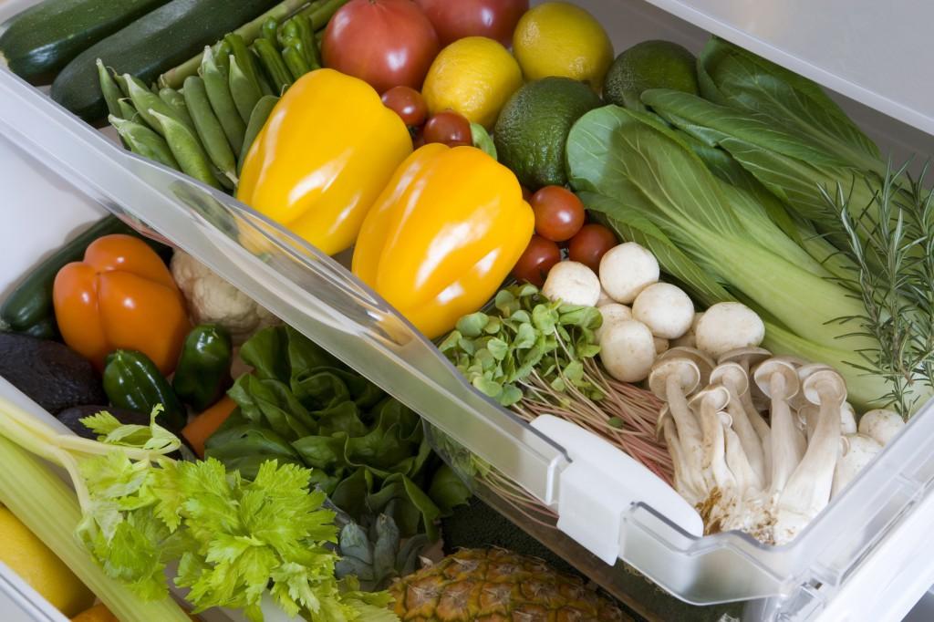 冷凍の野菜