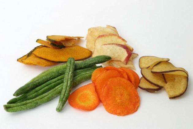 食品の凍結方法