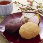 和菓子の冷凍