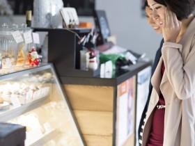 洋菓子店の課題