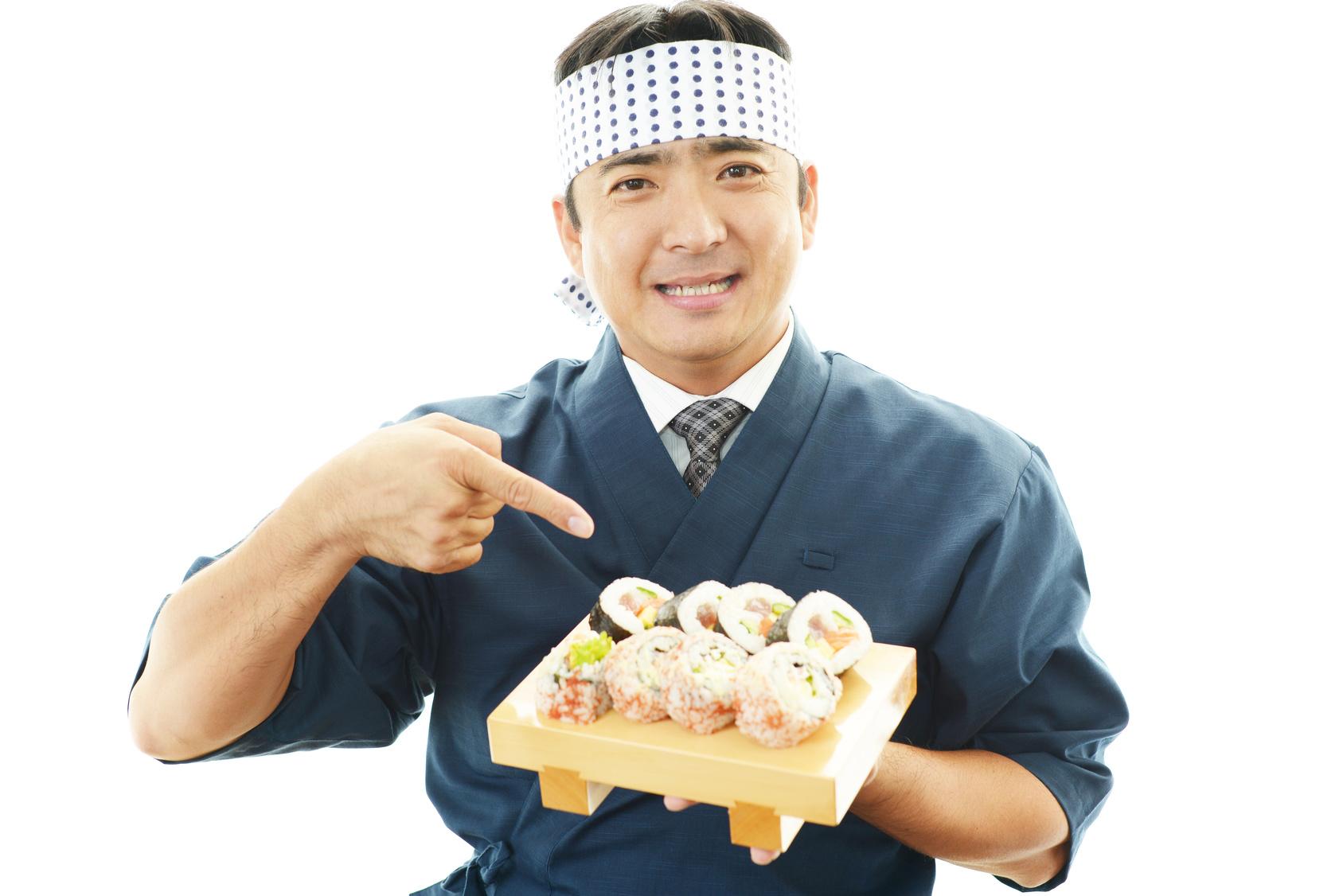 寿司屋のメリット