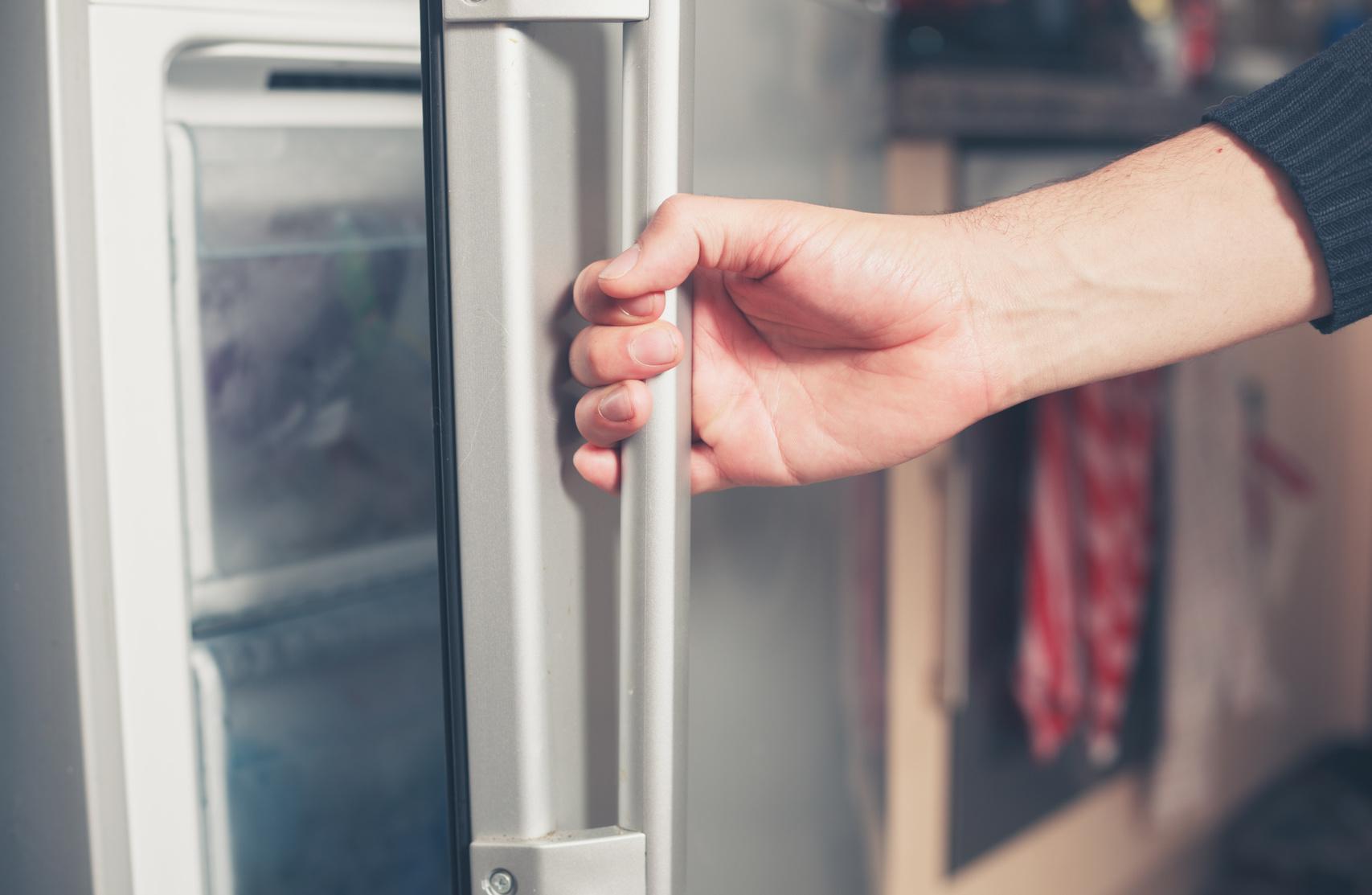 冷凍庫 対策