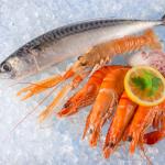 肉や魚のドリップ