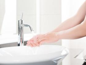 食中毒予防 手洗い
