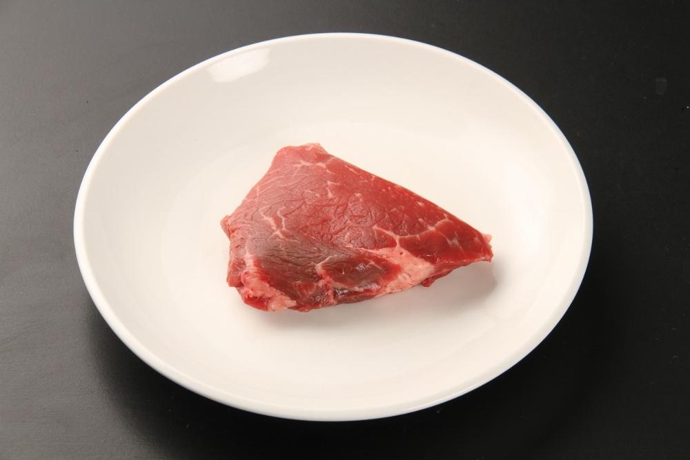急速冷凍庫の肉