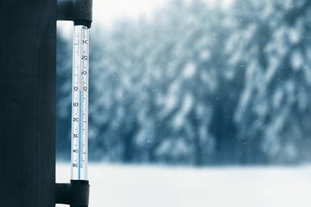 急速冷凍庫の温度
